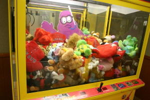 Everything My Kids Need to Know About Life They Can Learn From the Claw Machine at Denny's